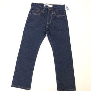Old Navy Dark Wash Skinny Jeans 6 NWT